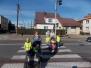 Bezpieczne przechodzenie przez jezdnię