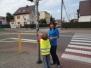Bezpieczne przechodzenie przez ulicę
